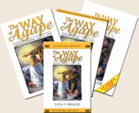 The Way of Agape Leader's Package
